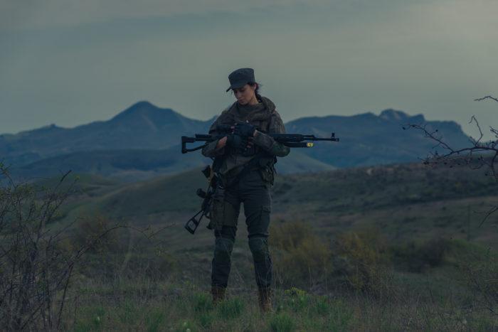 Премьера второго трейлера боевика «Балканский рубеж»