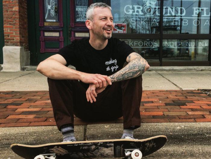 Тони Хок высоко оценил фильм о скейтбординге Minding the Gap, номинированный на «Оскар»