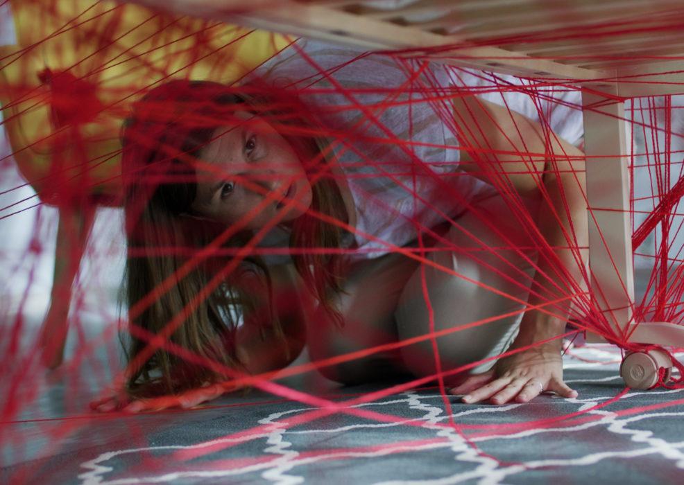 Кадр из фильма «Яга. Кошмар тёмного леса»