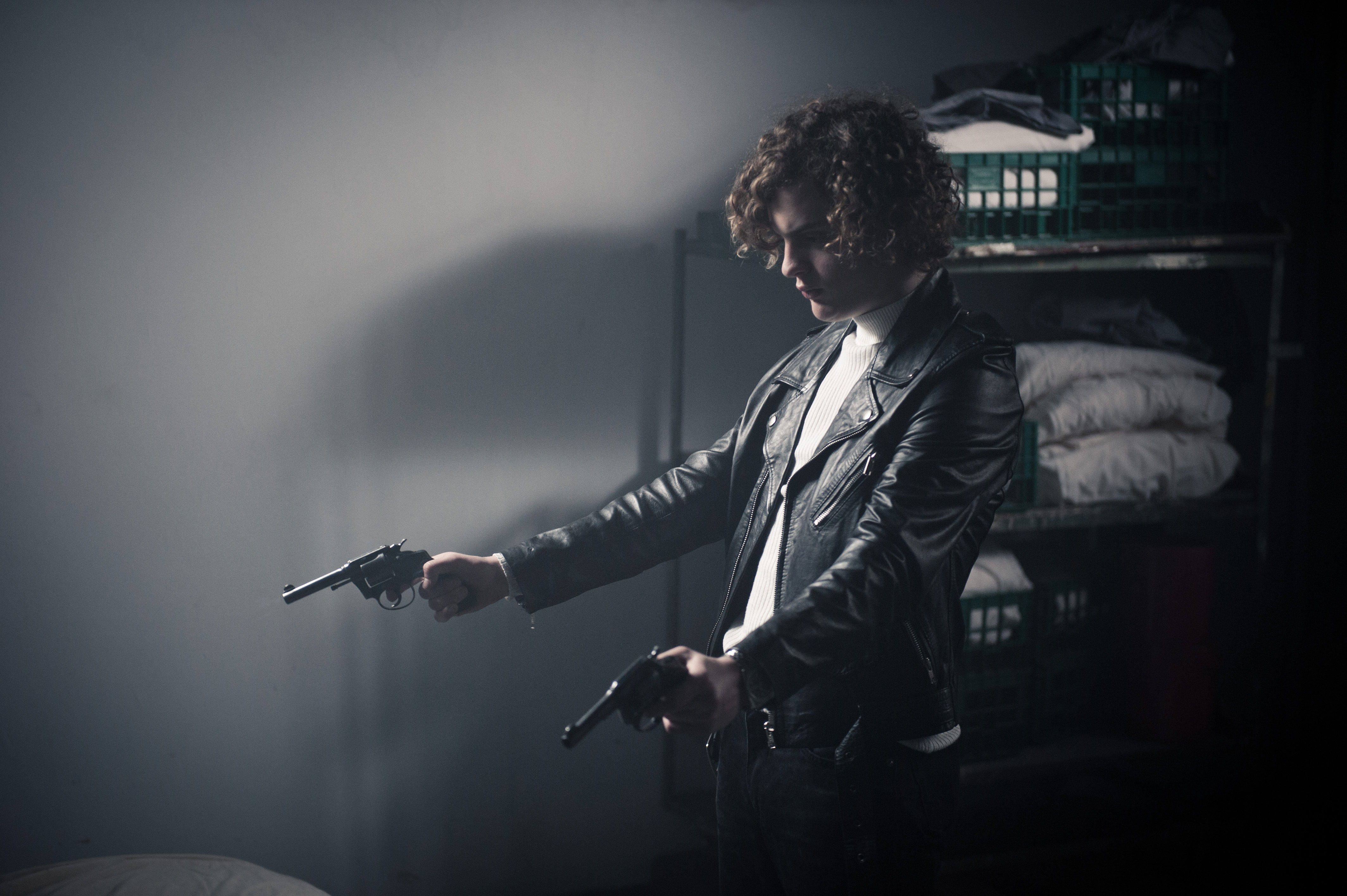 Кадр из фильма «Ангел»