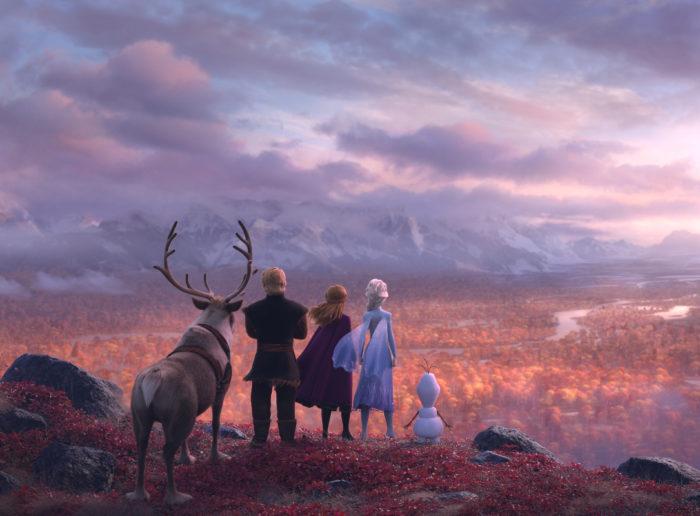 Премьера трейлера мультфильма «Холодное сердце 2»