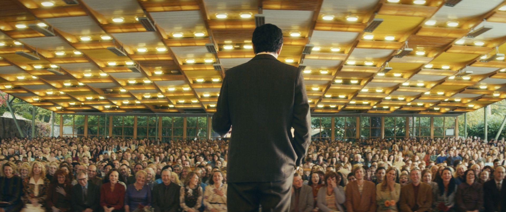 Кадр из фильма «Юморист»