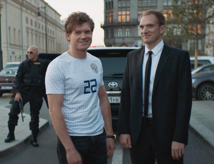 Резо Гигинеишвили рассказал о работе над фильмом «Трезвый водитель»
