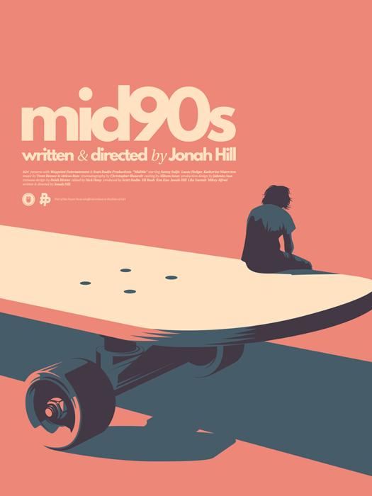 Середина 90-х (2018) - OST