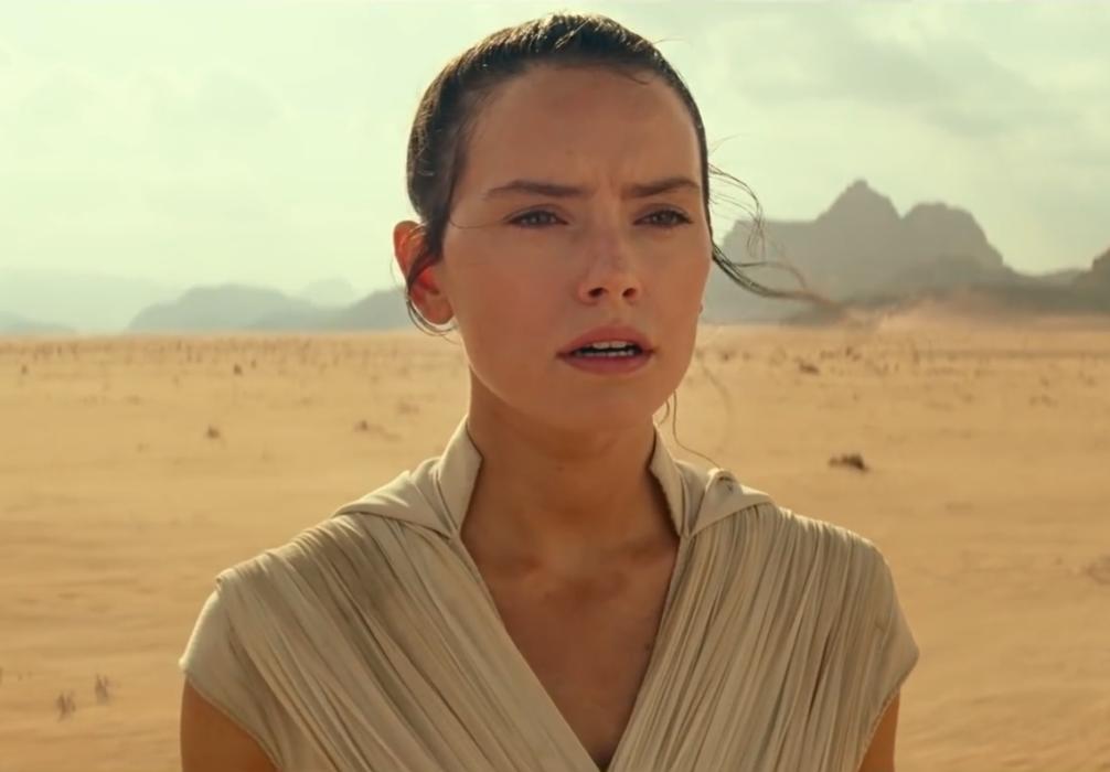 Кадр из фильма «Звёздные Войны: Эпизод IX»