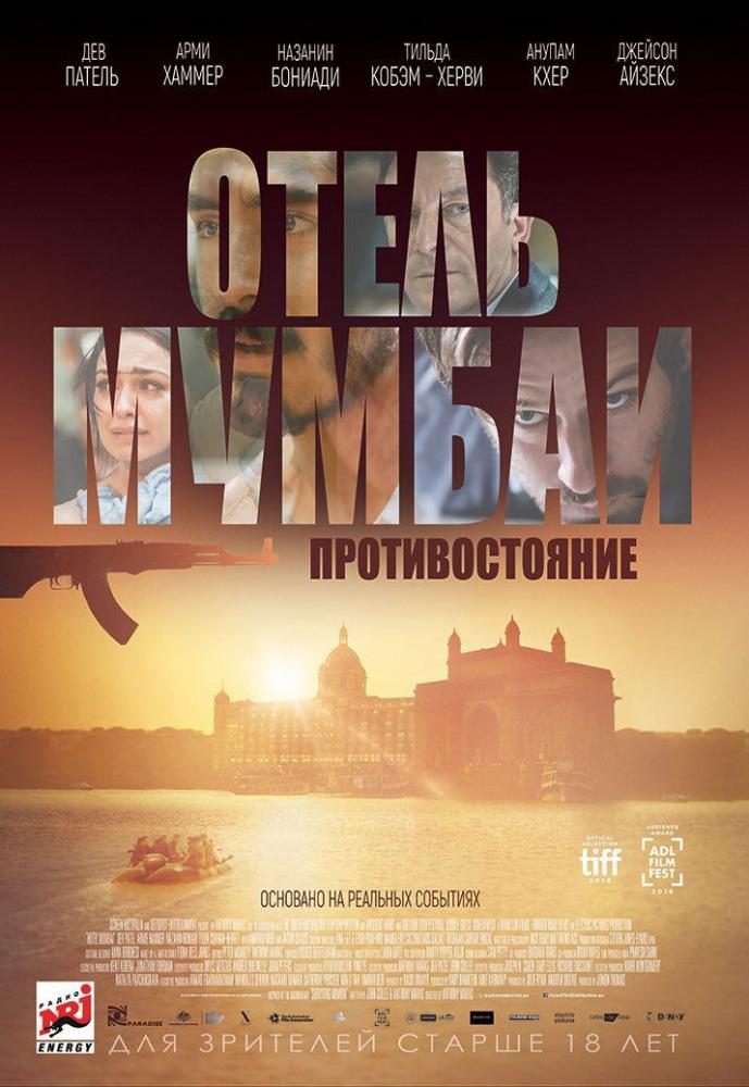 Отель Мумбаи: Противостояние (2018) - OST