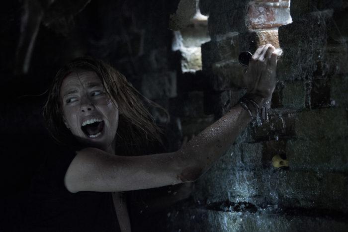 Опубликованы первые кадры из фильма ужасов «Капкан»