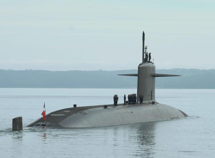 Премьера трейлера французского боевика о подводниках – «Зов волка»