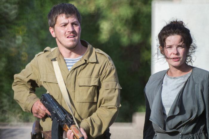 Опубликованы премьерные кадры из фильма «Донбасс. Окраина»
