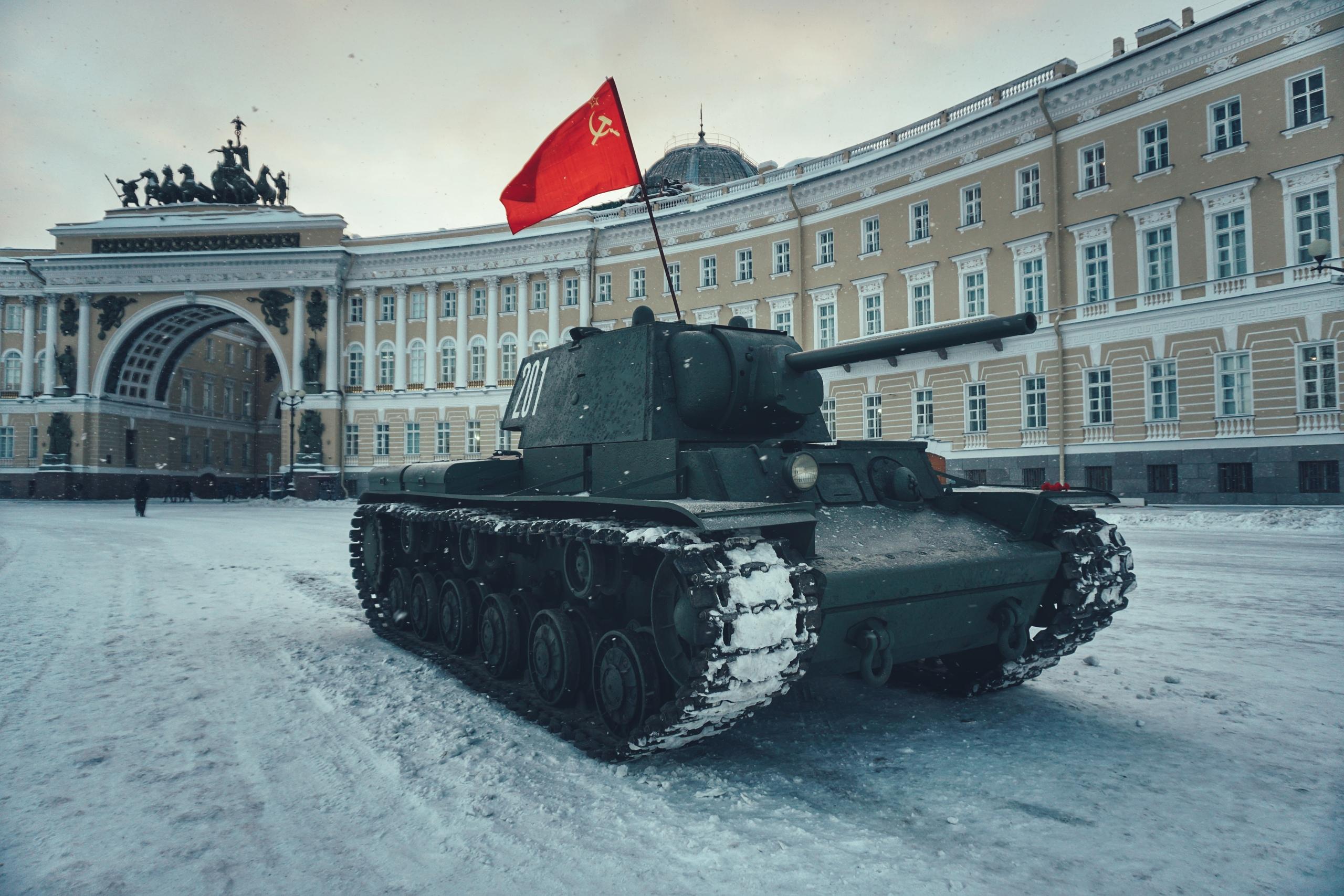 Фотография из архива музея «Битва за Ленинград» имени Зиновия Колобанова