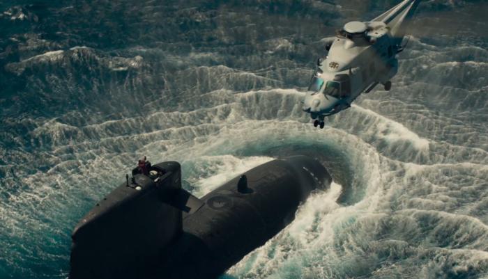 Российская подводная угроза: «Зов волка»
