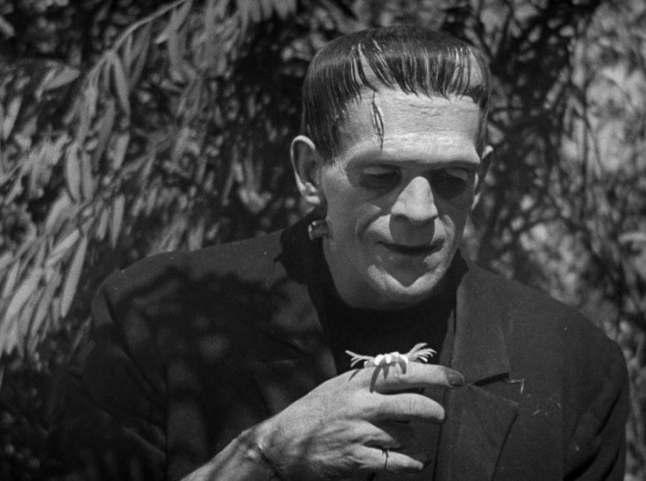 Кадр из фильма «Франкенштейн»