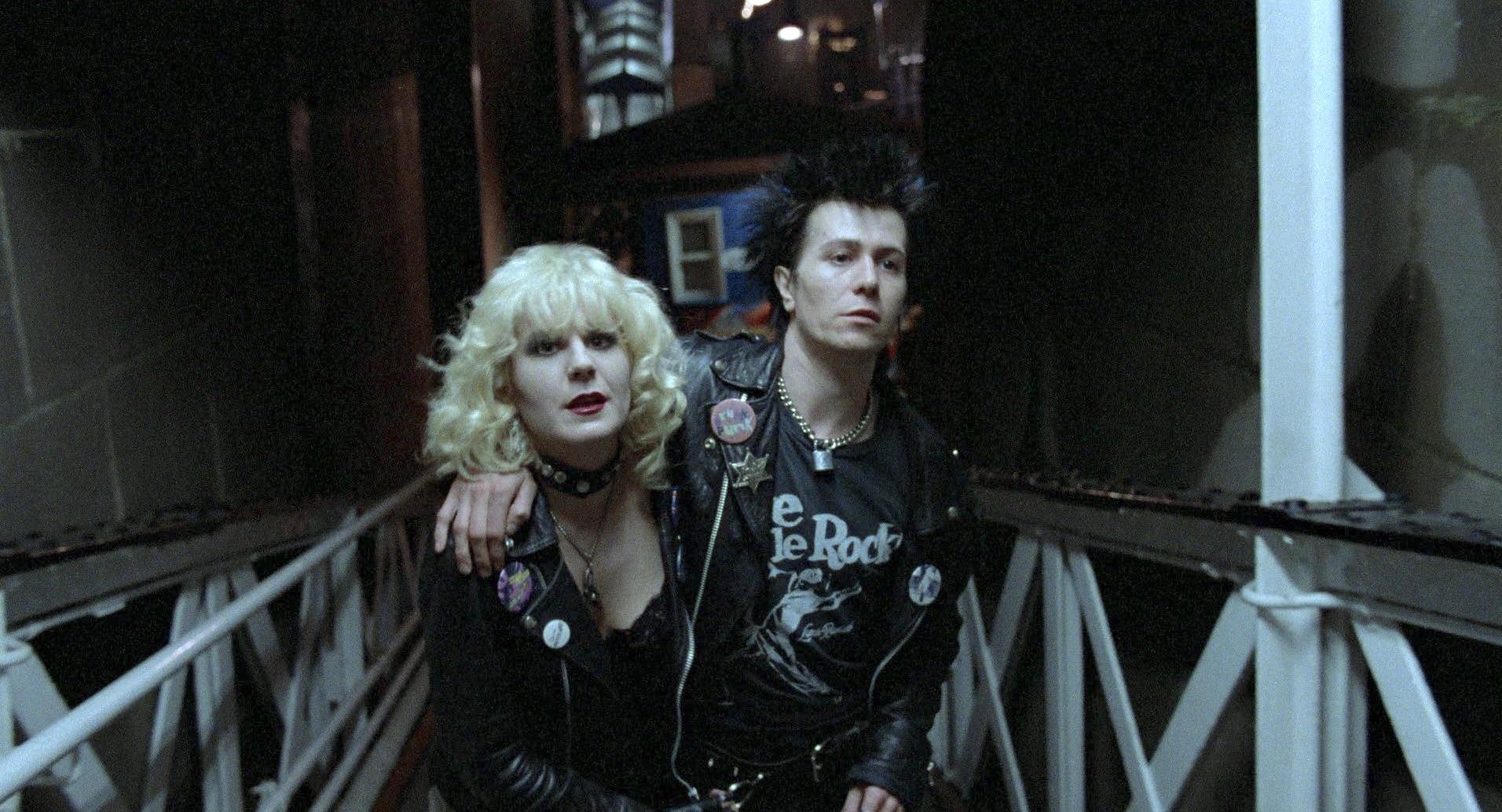 Кадр из фильма «Сид и Нэнси»
