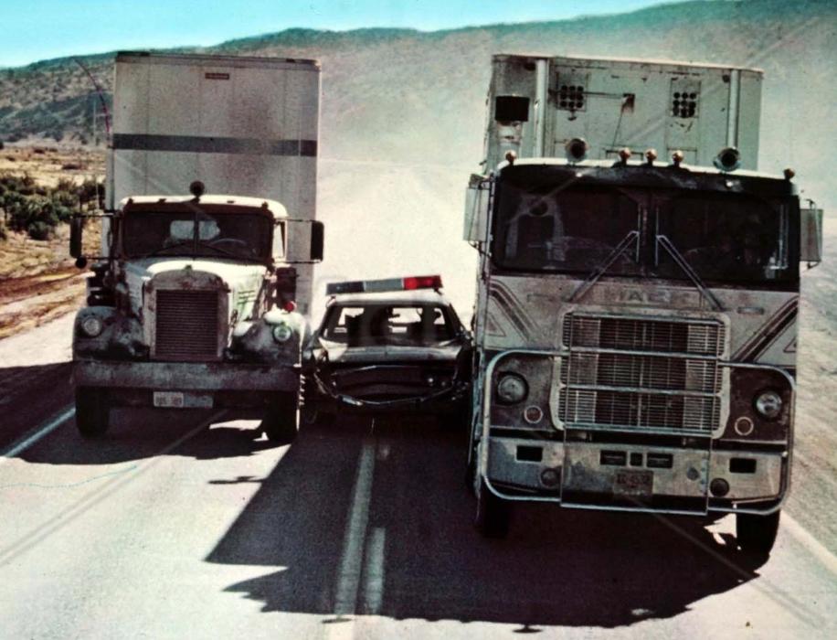 Рецензия на фильм «Конвой» (Convoy, 1978)