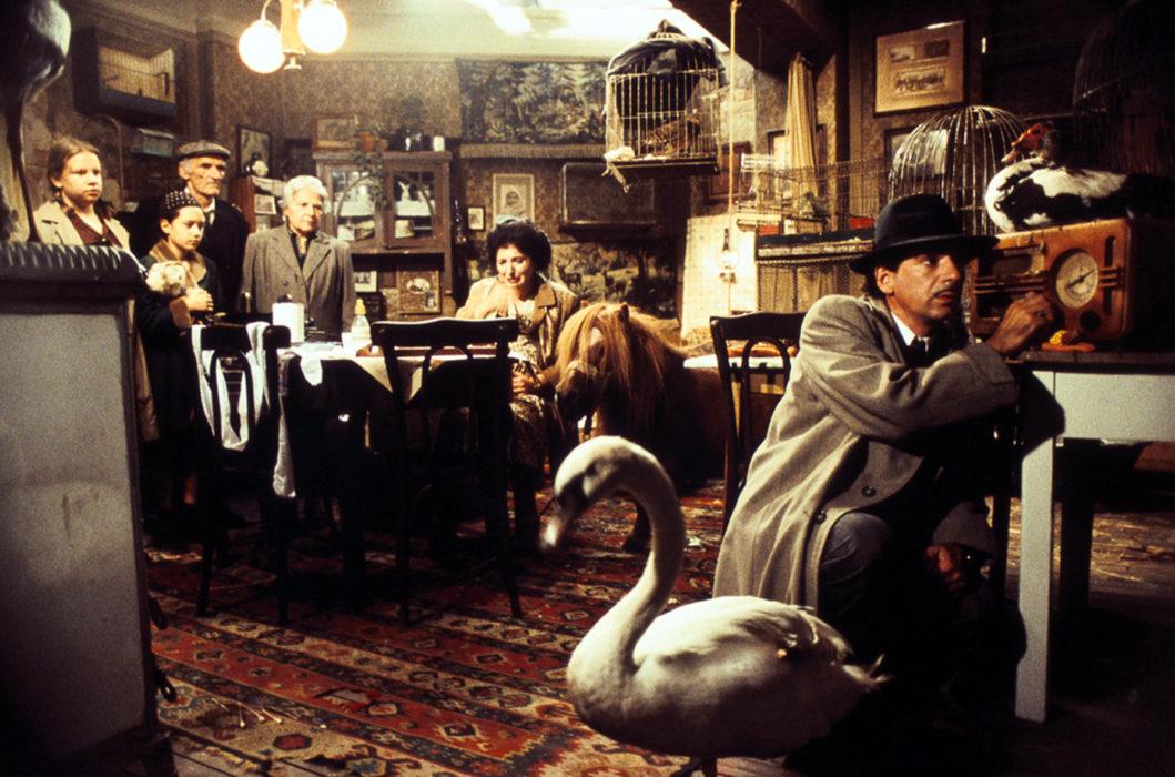 Рецензия на фильм «Андеграунд» (Underground, 1995)