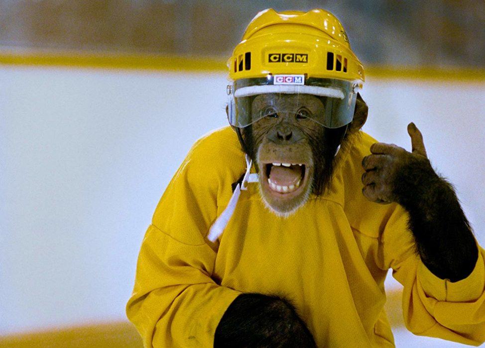 Рецензия на фильм «Шайбу, шайбу!» (MVP: Most Valuable Primate, 2000)