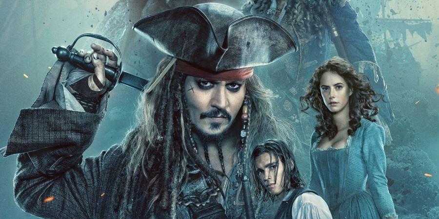 Новые материалы к блокбастеру Disney «Пираты Карибского моря: Мертвецы не рассказывают сказки»