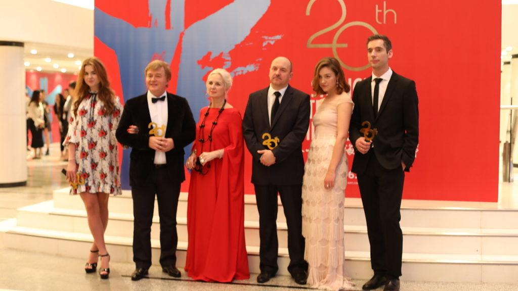 «Хармс» студии Proline Film получил два «Золотых кубка» 20 Шанхайского кинофестиваля