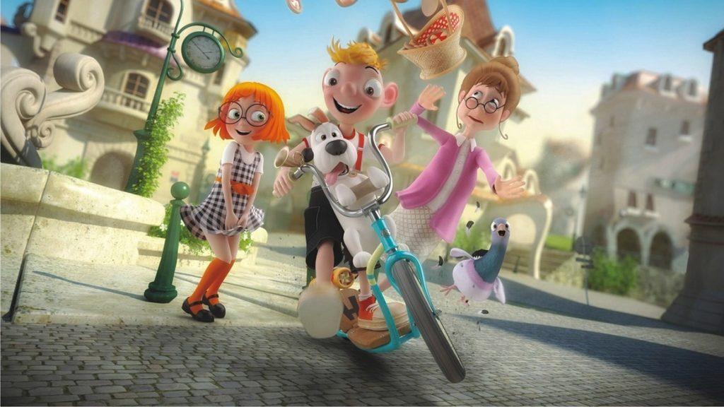 Началось озвучание анимационного фильма «Гурвинек и волшебный музей»