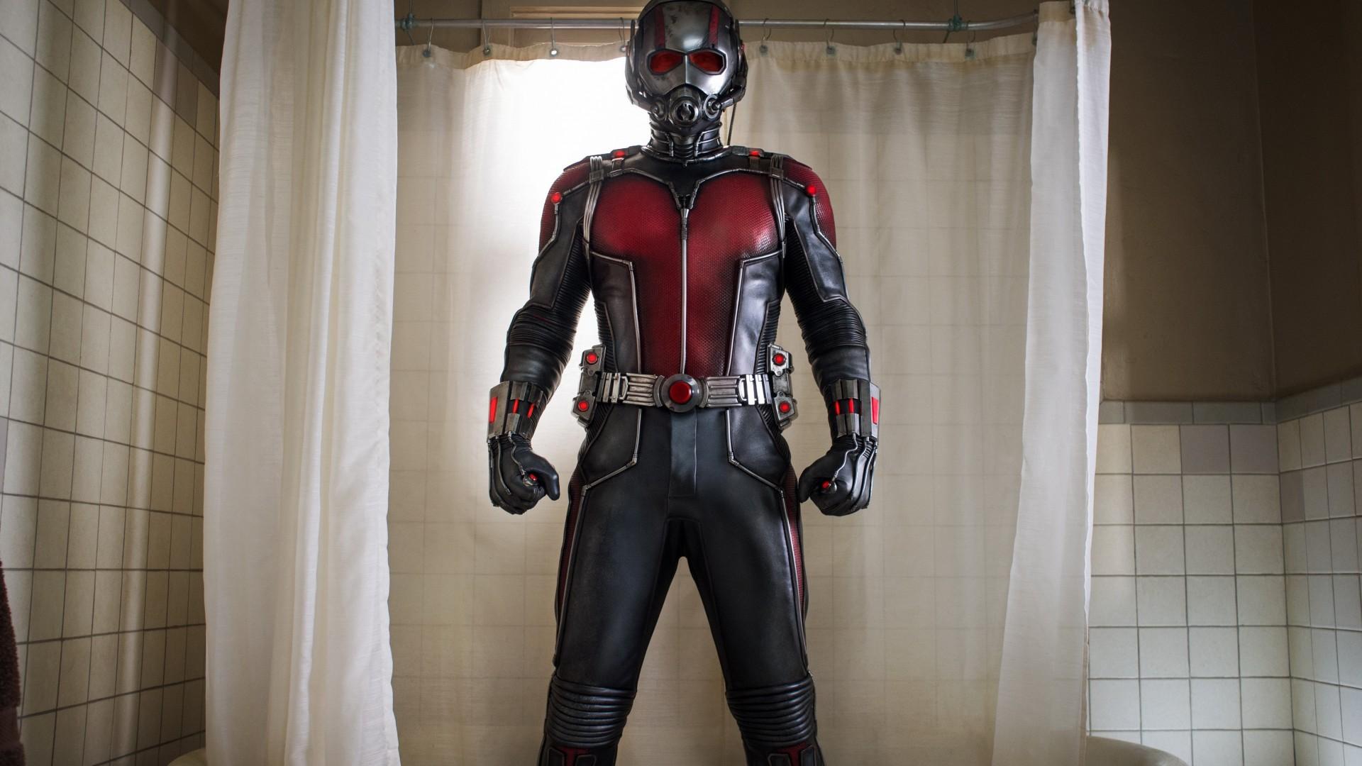 Человек-муравей (Ant-man, 2015)