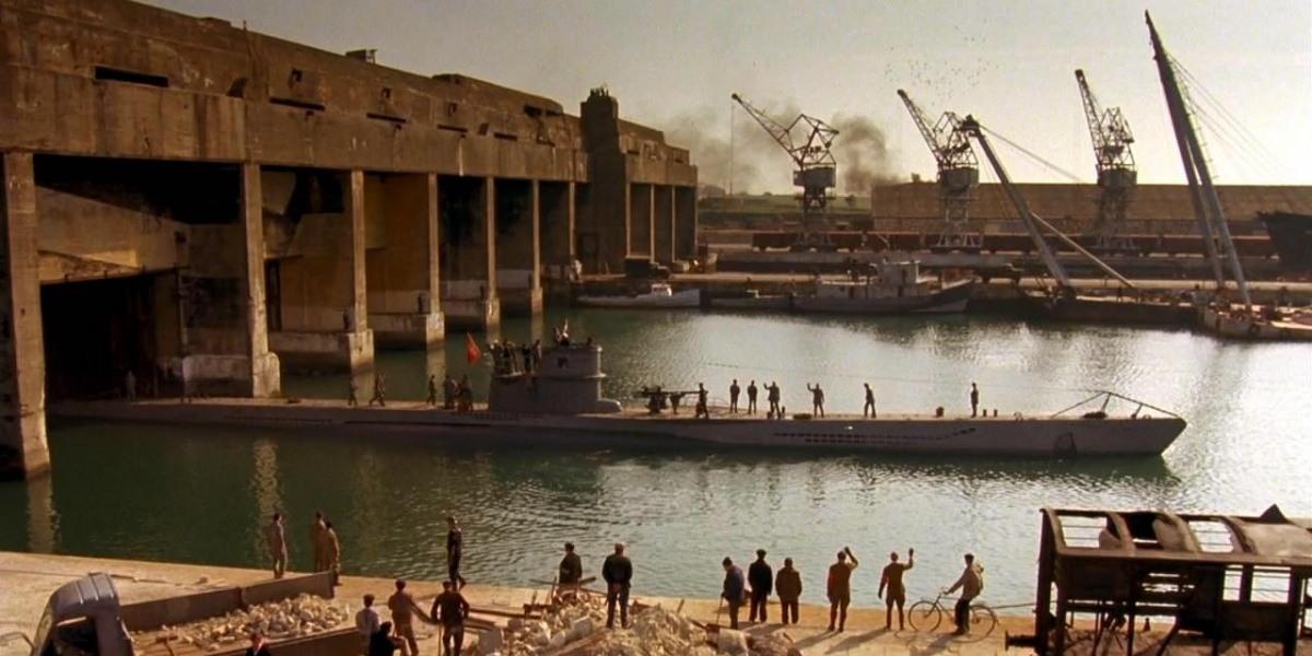 Подводная лодка (Das Boot, 1981)