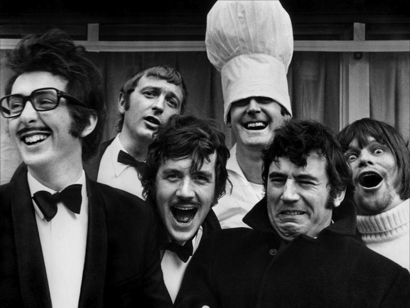 Монти Пайтон: Летающий цирк (Monty Python's Flying Circus, 1969-1974)