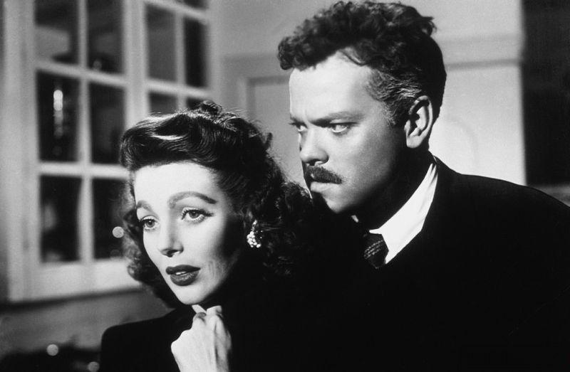 Чужестранец (The Stranger, 1946)