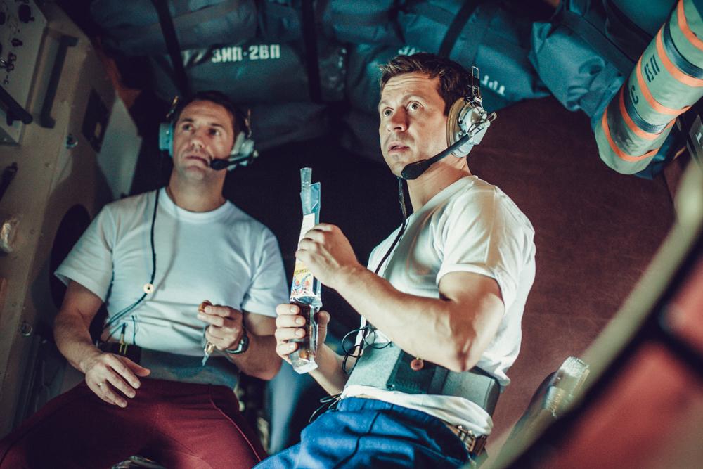 «САЛЮТ-7» - фильм о самом сложном полете в истории космонавтики