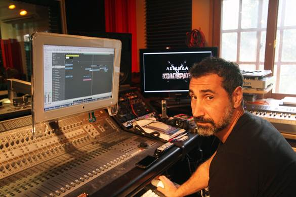 Серж Танкян и Катя IOWA записали дуэт к фильму Легенда о Коловрате