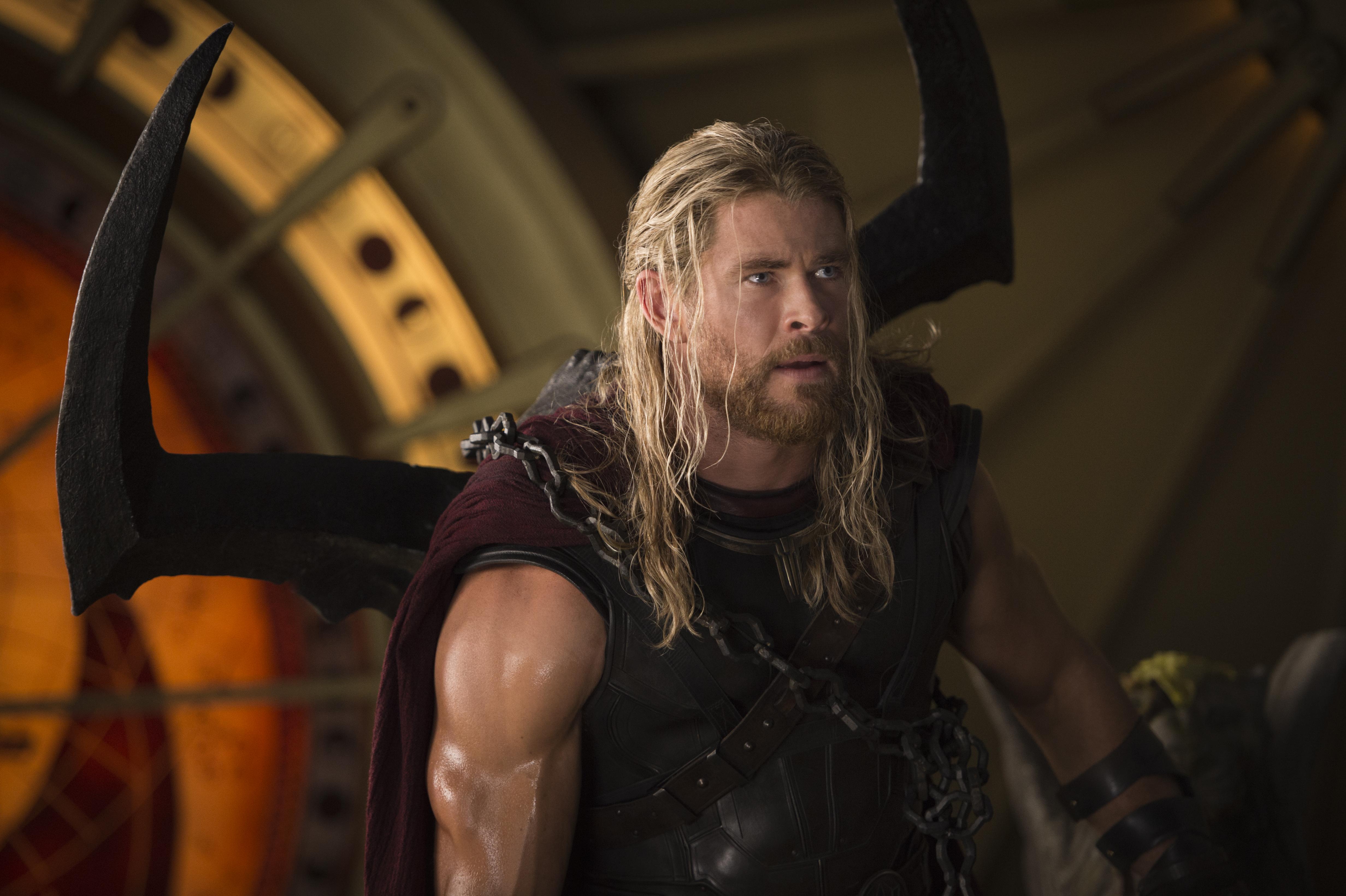 Тор: Рагнарёк (Thor: Ragnarok, 2017)