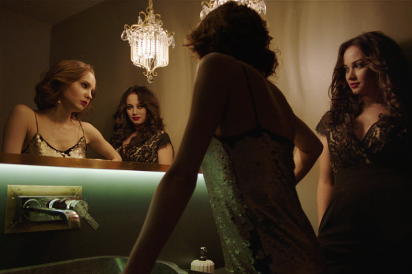 Пара слов о проститутках