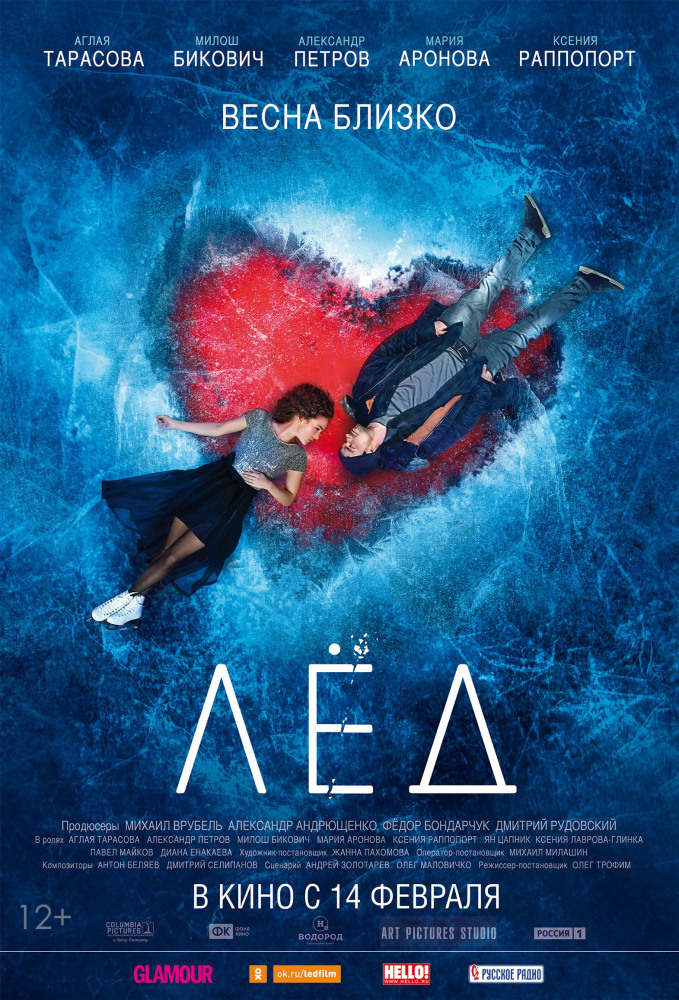Лёд (2018) — OST