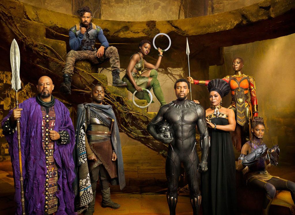 Marvel: «Чёрная Пантера» — Интересные факты