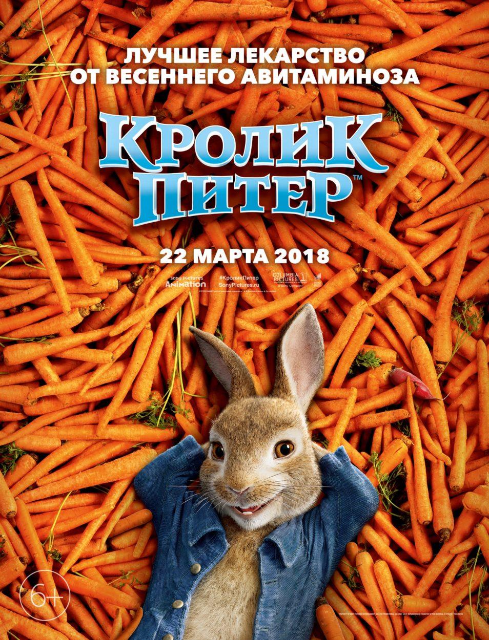 Кролик Питер (2018) — OST