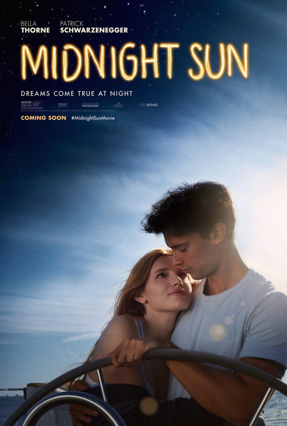 Полночное солнце (2018) -саундтрек
