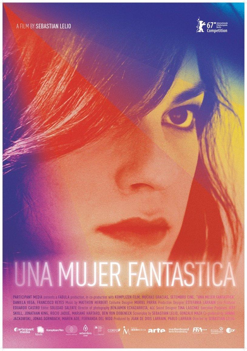 Фантастическая женщина (2017) — саундтрек