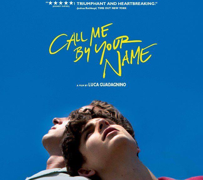 Зови меня своим именем (2017) — OST