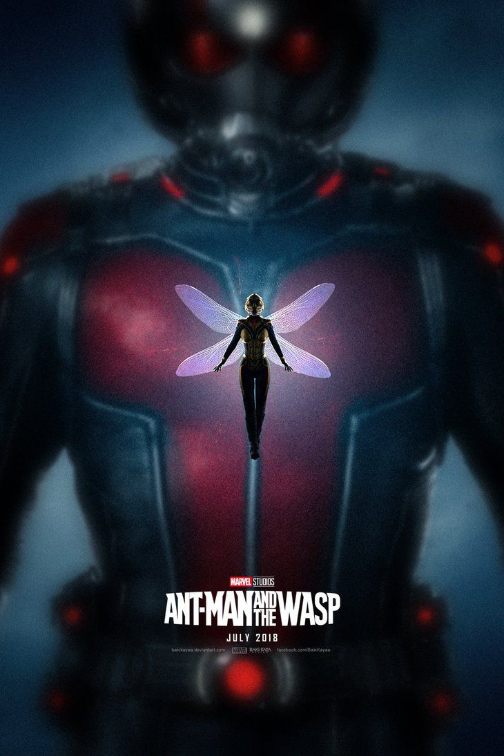Человек-муравей и Оса (2018) — OST