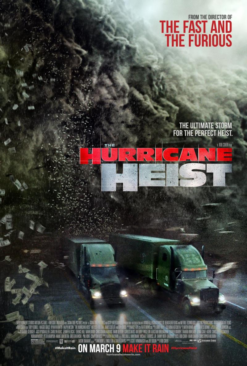 Ограбление в ураган - саундтрек
