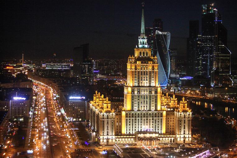 Как успехи, Москва?
