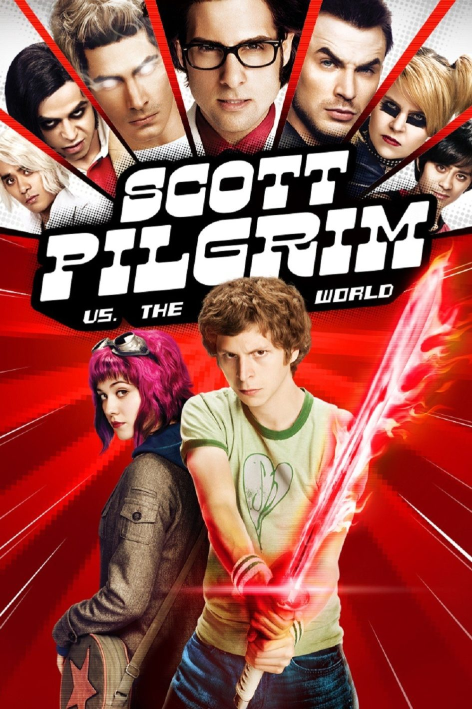 Скотт Пилигрим против всех (2010) - OST