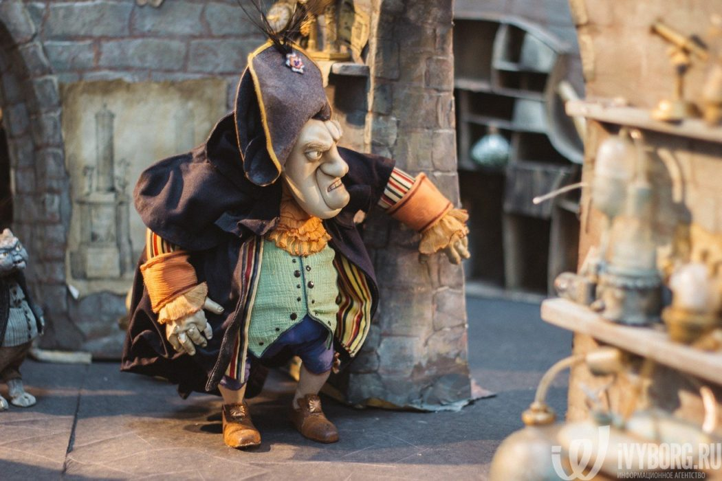 «Гофманиада»: о мультфильме