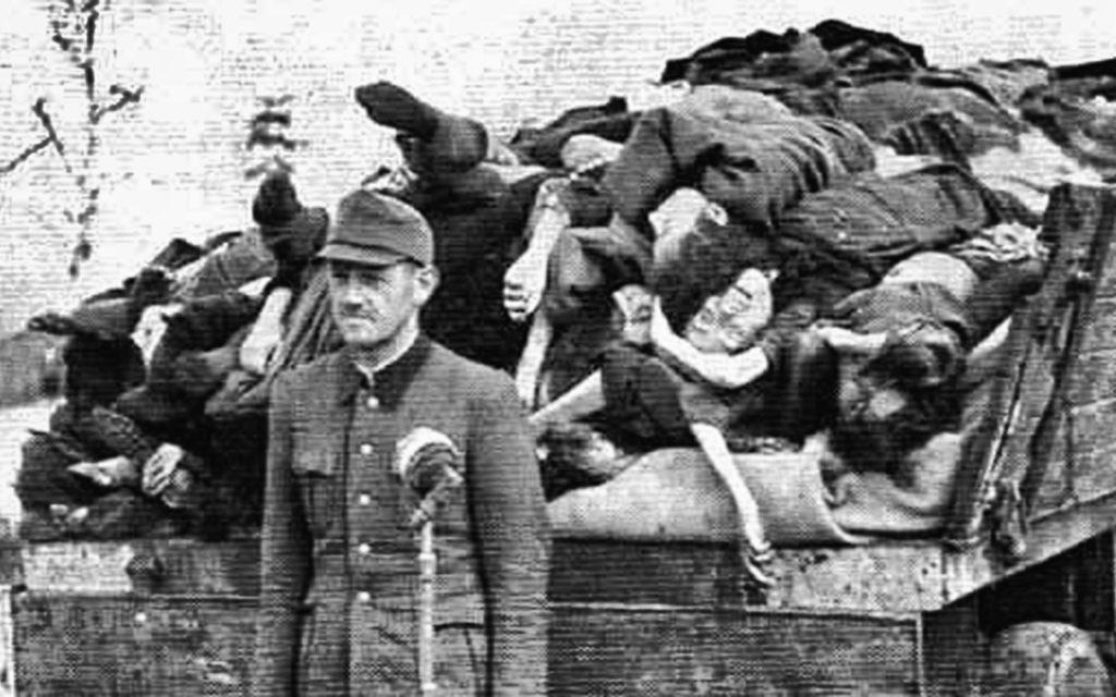 Румыния выпустила фильм об истреблении 400000 евреев и цыган
