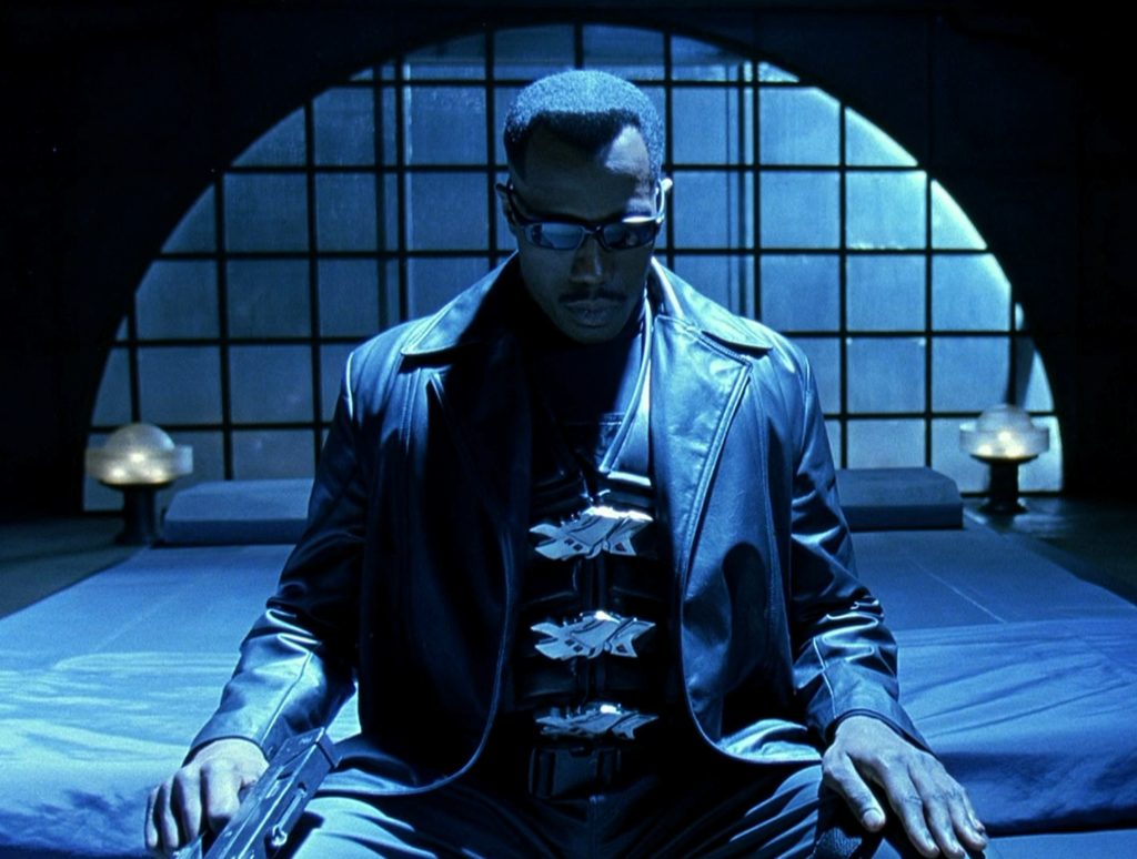 История о том, как «Блейд» спас Marvel от банкротства… и исчез