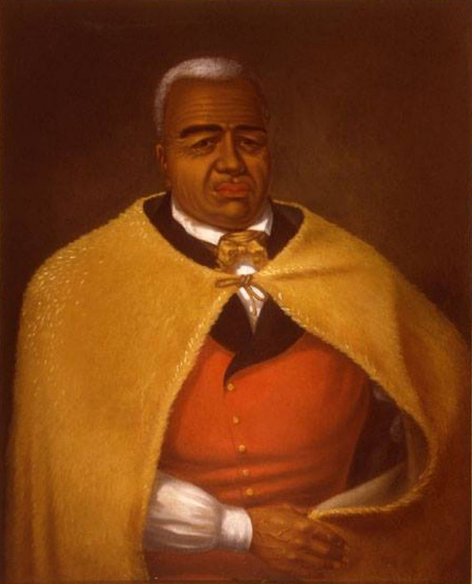 Король Гавайев Камеамеа I