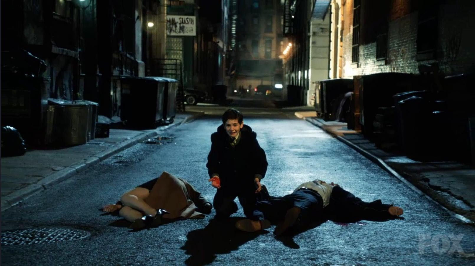 Кадр из сериала «Готэм» (2014 - ...)