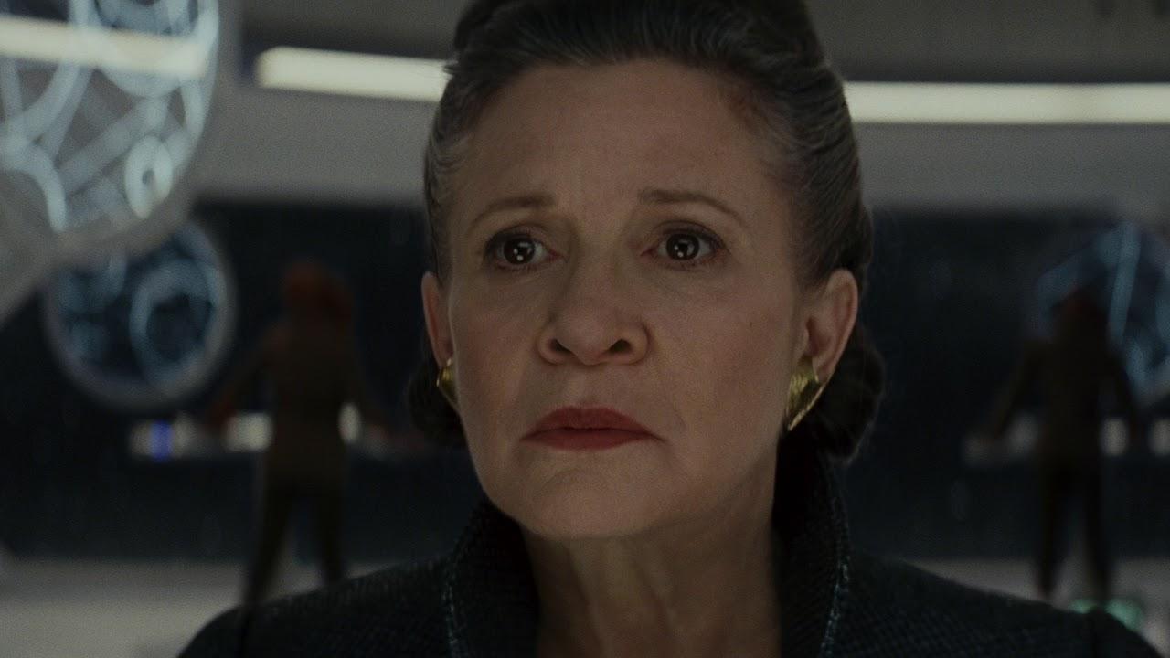 Кадр из фильма «Звёздные войны: Последние джедаи»