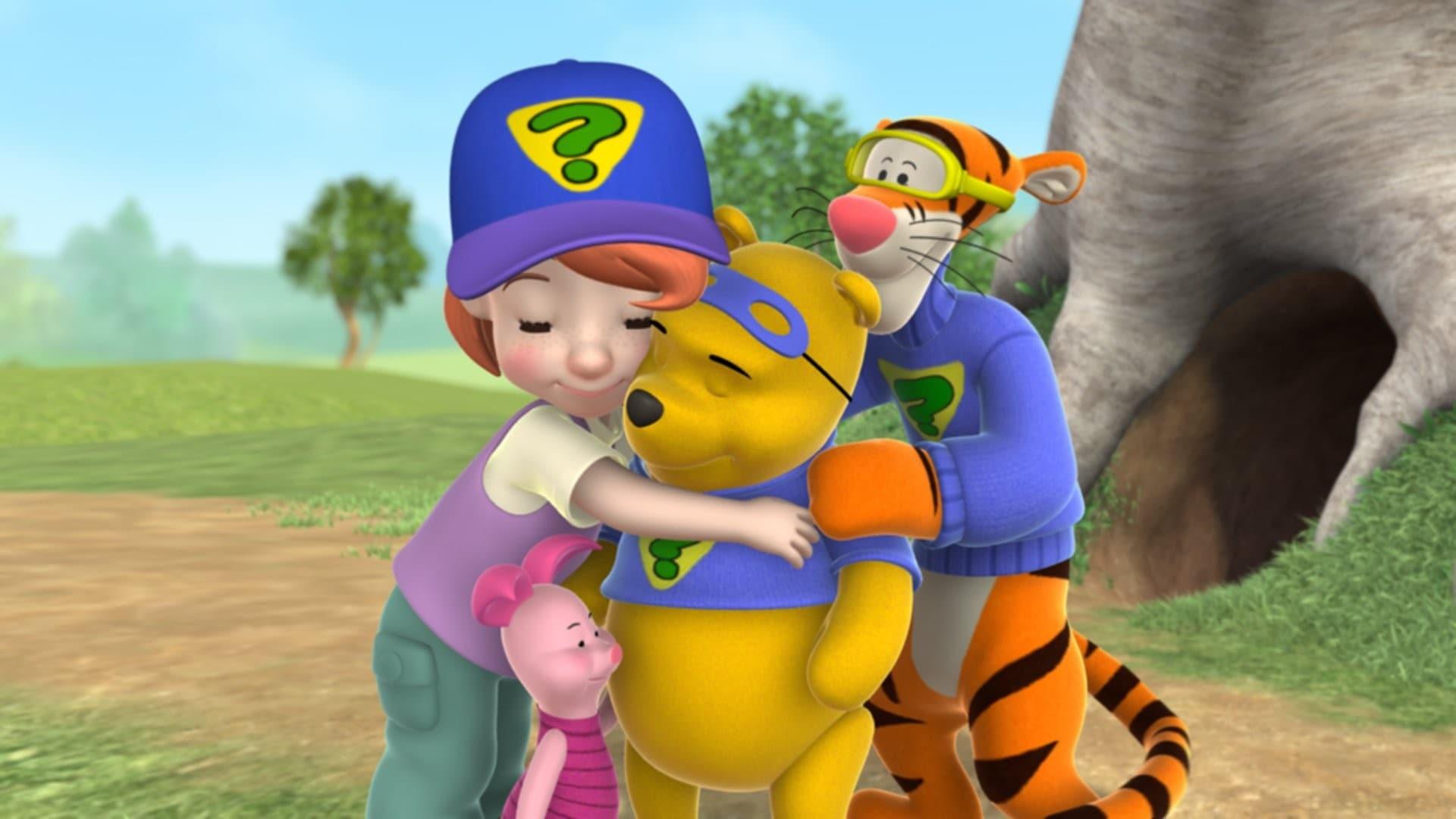 «Мои друзья Тигруля и Винни: Сказки на ночь» (США, Дэвид Хартман, 2007)