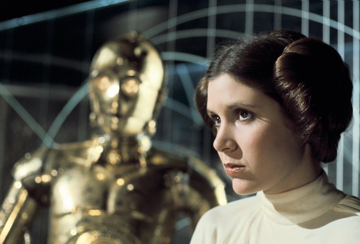 Кадр из фильма «Звёздные войны: Эпизод 4 – Новая надежда»