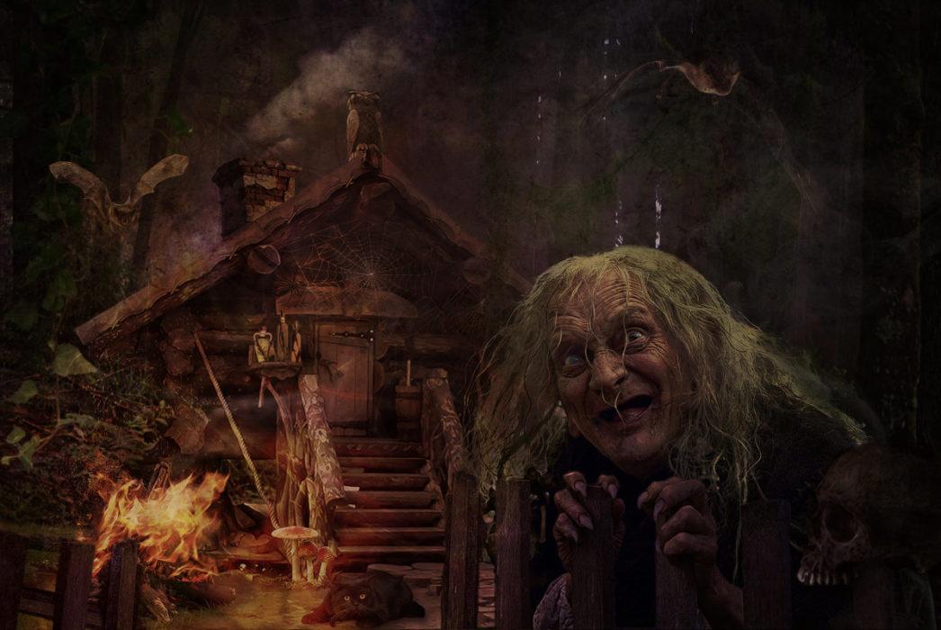 Снят ужастик «Яга. Кошмар тёмного леса»